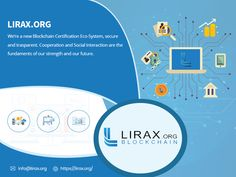The Lirax Blockchain Platform is specialized in Certification and Traceability. Free Gas, Blockchain Technology, Supply Chain, Together We Can, Goods And Services, Certificate, Growing Up, Platform