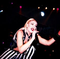 lets talk about gwen stefani ! lets talk about how much you like me and all that Gwen Stefani Style, Platinum Blonde, Role Models, The Incredibles, Concert, Instagram Posts, Hair, Rock, Music