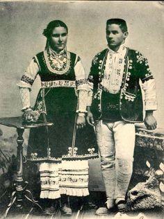 Софийски носии.