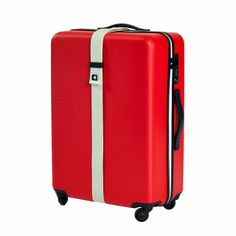 The Voyage Upright Suitcase by Fab is a top Travel Therapy pick for travelers featured in my latest WPIX-TV TV segment on the morning news because it's a stylish, smart, affordable choice for any traveler who wants a sturdy, lightweight suitcase that's easy to move around with 360 spinner wheels. WATCH and find out more! www.fab.com