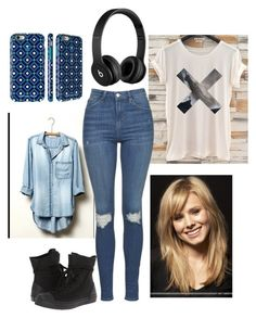 """Untitled #8"" by glory-1983-rock on Polyvore featuring Topshop and Speck"