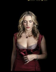 Kate Winslet Photography by Dan Winters
