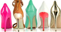 Hi, which color do you prefer, please try our fascinating fashion shoes.