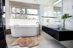 Vonios kambario interjeras - Modernus vonios interjeras   Domoplius.lt
