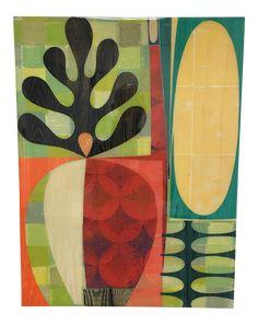 Rex Ray Modern Painting on Chairish.com