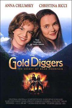 Gold Diggers: The Secret Of Bear Mountain. Christina Ricci, Anna Chlumsky