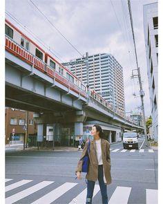 Liu Wen, Star Fashion, Women's Fashion, China, Beijing, Times Square, Street View, Celebrities, Korean
