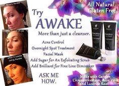 Younique's Awake Cleanser helps with acne, leaves your skin smoother and minimizes the appearance of pores over time.... It's awesome www.youniqueproducts.com/ShannonMyersGentry