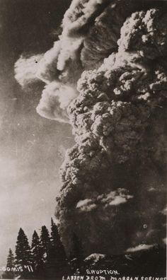Four Days in May: Mount Lassen Erupted 100 Years Ago http://ow.ly/NjOko