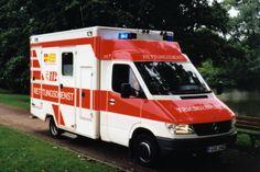 Mercedes-Benz Sprinter 412 D WAS RTW (Br.904) '2000