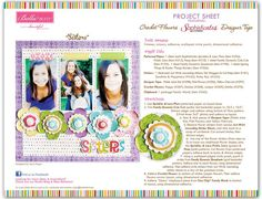 SOPHISTICATES PROJECT SHEET