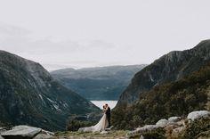 Adventurous Norway Engagement session