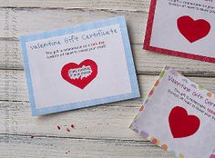 These Scratch Off Valentine Cards are such a unique valentine idea for kids to give to their friends and family!