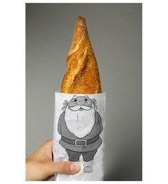 Gnome Baguette
