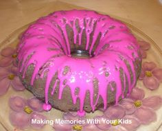 {Secret Recipe Club} Beautiful Beet Bundt Cake - Making Memories With Your Kids