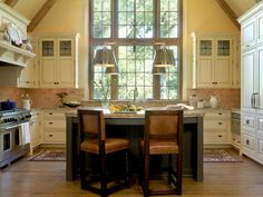 Amazing Kitchen Window