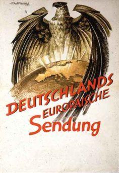 Broadcast europea de Alemania por Unknown Artist