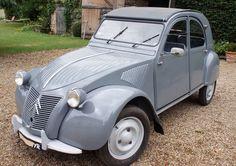 Citroën - 2 CV AZ - 1959