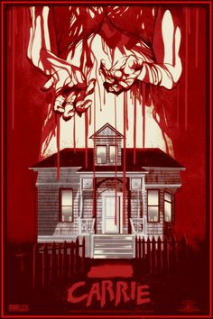 #Carrie by #StephenKing #Poster