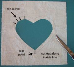 Reverse Applique - simple tutorial