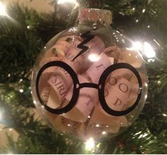 19 Harry Potter Ornaments For An Amazingly Nerdy Christmas Tree