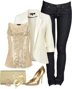 """""""A Night Out on the Town"""" by quianashinae on Polyvore"""