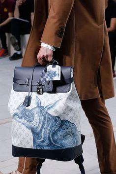Louis Vuitton Spring/Summer 2017 Menswear Details   British Vogue