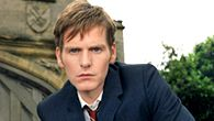 "Before he had his signature red Jaguar, Inspector Morse was rookie Constable Endeavour Morse - ""Endeavour,"" Masterpiece Mystery! Pbs Mystery, Masterpiece Mystery, Endeavour Morse, Inspector Morse, Shaun Evans, New Love, Jaguar, Wonders Of The World, Movie Tv"