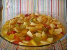 Sucesso, Gastronomia e Felicidade: Salada de Frutas