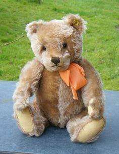 teddy bear 1950s