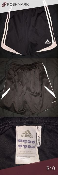 Adidas soccer shorts Nearly new adidas soccer shorts adidas Shorts