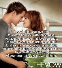the vow quotes
