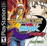 Capcom vs SNK Pro Sony Playstation