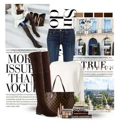 """Simply does it"" by doonnas ❤ liked on Polyvore featuring Seed Design, Chanel, Wassup, rag & bone, URBAN ZEN, Stuart Weitzman, Ethan Allen, Louis Vuitton, Michael Kors and Bobbi Brown Cosmetics"