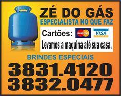 O Zé do Gás é um parceiro do Guia OlhouLigou, Zé do Gás é uma empresa especializada em entregas e trocas de Gás de uso doméstico e também em empresas em geral.