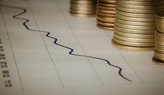 Graph With Stacks Of Coins | por kenteegardin