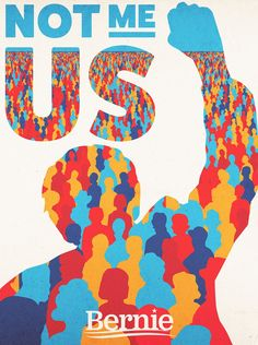 Creative Politics, Feelthebern, Bernie, Sanders, and Poster image ideas & inspiration on Designspiration Political Posters, Political Campaign, Political Art, Voting Posters, Presidential Campaign Posters, Protest Posters, Political Science, Political Cartoons, Social Science