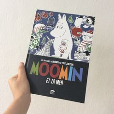BD jeunesse Les Moomin  >> lesptitsmotsdits.com
