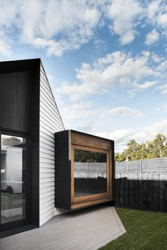 Gallery of Datum House / FIGR Architecture & Design - 8 modern house facade ! Home Design, Modern House Design, Modern Interior Design, Modern Residential Architecture, Facade Architecture, Landscape Architecture, Melbourne, Modern House Facades, Design Exterior