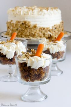 Carrot Cake with Mascarpone Buttercream