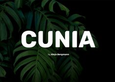 Cunia Display Free Font a sans serif font with slightly rounded corners designed by Alejo Bergmann. It contains all caps letters Logo Fonts Free, Best Free Fonts, Font Free, Sans Serif Typeface, Typography Fonts, Script Fonts, Handwriting Fonts, Calligraphy Fonts, Bold Logo