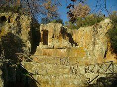 "Sovana - tomba etrusca ""Ildebranda"""