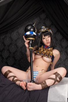 Tome Amamiya - Queen's Blade (Menace)