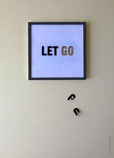 Let Go by WRDBNR, via Flickr