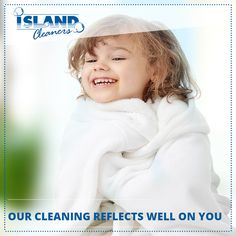 The difference is clear and clean #islandcleaners #caymanislands #cleaning #laundryservices