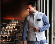 Glam up Your Style with Indian Ethnic Wear Nehru Jacket For Men, Waistcoat Men, Nehru Jackets, Wedding Dresses Men Indian, Wedding Dress Men, Wedding Men, Indian Men Fashion, New Mens Fashion, Men's Fashion
