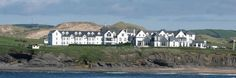 Great Northern Hotel Bundoran, Co.Donegal is a Four Star property located on its own 18 hole Golf Course overlooking the Atlantic Ocean. Family Leisure, Magical Wedding, Donegal, Atlantic Ocean, 4 Star Hotels, Golf Courses, Wedding Venues, Mansions, House Styles