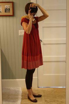 Cute dress - must find a similar pattern