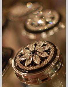 Diamond jewelry box