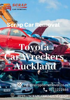 If you are looking for Toyota car wreckers in Auckland, then you are at the right place. Here you will get the best price for you Toyota cars. Auckland, Scrap Car, Recycling Process, Toyota Cars, How To Remove, Quote, Free, Quotation, Toyota Trucks